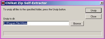 Extractor for Blog
