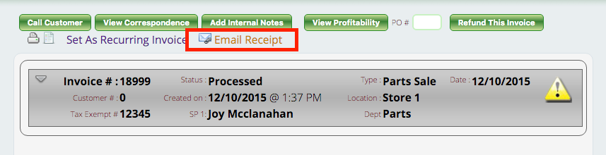Email screenshot 4